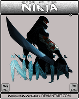Mark Of The Ninja Icon by Ni8crawler