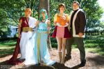 Harvest Moon: Animal Parade Cosplay Group by Monostache