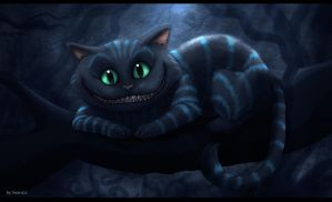 Cats in Wonderlands by Seanica
