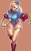 Cammy by wizard898