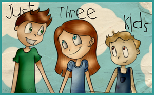 Just Three Kids by alem22