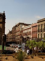 Zocalo DF by CesaROCK007