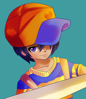 Ness by SawksSomberCircus