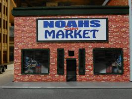 noahs market by wroquephotography