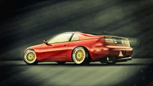 Nissan ZX 300 by AirJ21