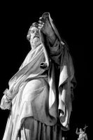 Statue vatican by bchamp2