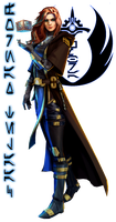 Swtor Avatar Jedi 2 by Nightseye