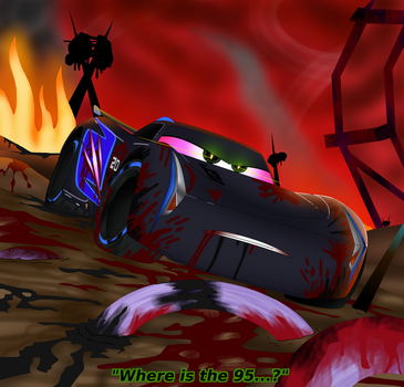 :.:Jackson's BloodLust:.: by shadethecb