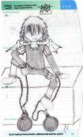 Devil Child by Chick-with-a-pencil