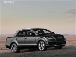 Audi Q7 Pickup by Car-Mad-Mike