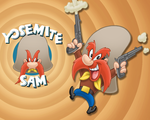 Yosemite Sam Wallpaper by E-122-Psi