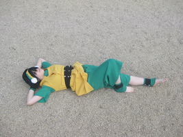 Toph by LadyDark64