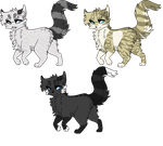 Old Hypokits by FribbleScribble