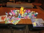 My Little Collection Part 2 by JaegerPony