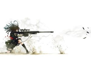 Anime Sniper-wide by rahim3210