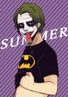TDK:Joker 5 by spidergarden666