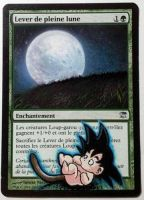 Full Moon's Rise, Son Goku (Dragon Ball Fan Art) by Toriy-Alters