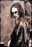 The Crow - Eric Draven by Red-Szajn