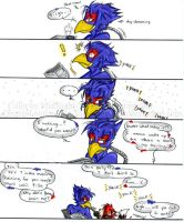 Falco's Yankie...:Colored:. by MidNight-Vixen
