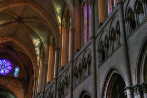 HDR test 2 by MichaWha