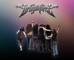 DragonForce by Voodoo-Wolf