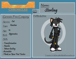 Sterling Profile Request: Temporary by xXStoryWolfXx