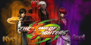 King of Fighters Fire by kyo4455