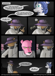 AGENCY DAY 3 - Act I pg 8 by JediAnnSolo