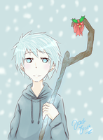 Jack Frost (and Merry Christmas?) by Tomatootoro