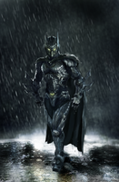 The Bio Batman by Lee99