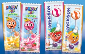 Lollipop Packaging by m4pple