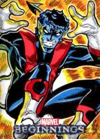Marvel Beginnings: Nightcrawler by ElvinHernandez