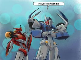 No Snitching by The-Starhorse