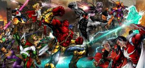 Universals vs. Syndicate . Updated by Katase6626