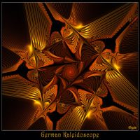German Kaleidoscope by Brigitte-Fredensborg