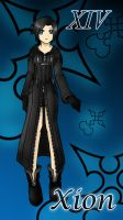Number XIV: Xion by isaiahjordan
