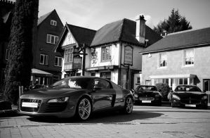 R8, GranSport and GranTurismo by TVRfan
