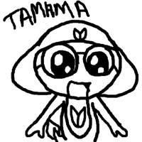 Tamama by Flameisawesome