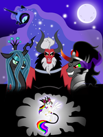 Nightmare Night Poster 2015 by Lightning-Bliss