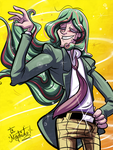 Makishima kun by Mordor-in-love