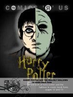 Haryy Potter Coursework Magazine cover by addajocl15