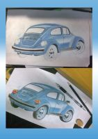 vw bettle by luwe2009