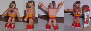 Zangief Minimate by Lee-At-Arms