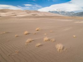 Great Sand Dunes III by j-ouroboros