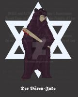 The Bear Jew by k-sanzo