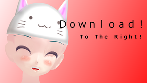 .: Toeto Hat DOWNLOAD :. by HaruchanShirayuki769