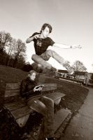 jump 2 by D-anja
