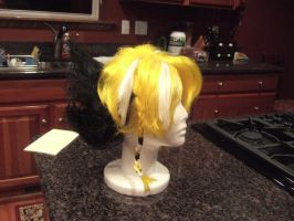 Nagase Wig - King of Fighters by lunaladyoflight