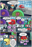 Fallout Equestria: The Ghost of the Wastes Part 9 by alfredofroylan2