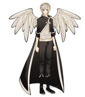 Black-clothed-angel Auction(AUTOBID) by Jinkuri